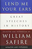 Lend Me Your Ears – Great Speeches in History Revised