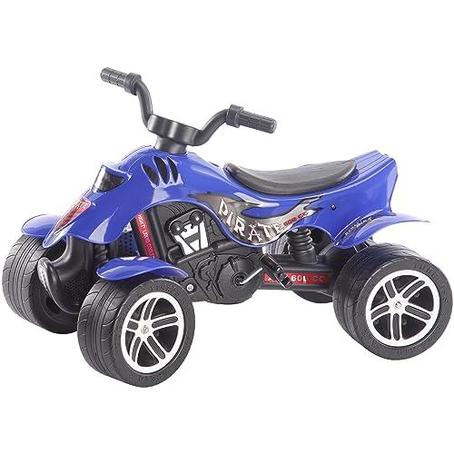 Falk - 601 - Vélo et Véhicule pour Enfant - Quad Pirate - Bleu