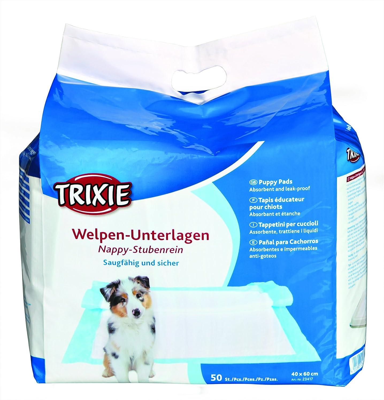 Trixie Pañales de Entrenamiento, 60x60 cm, 10 uds: Amazon.es: Productos para mascotas