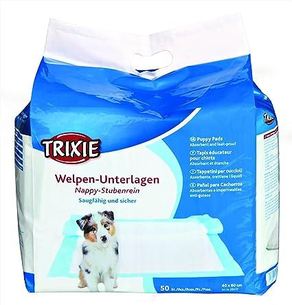 Trixie pañal cachorro 50 Pad, 60 x 40 cm