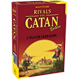 Rivals for CATAN Card Game for 2 Players Deluxe Edition (Base Game) | Card Game for Adults and Family | Strategy Card Game |