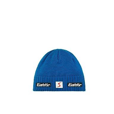 Eisbã¤R Mütze Trop MÃœ SP - Gorro de esquí para Hombre, Color Azul ...
