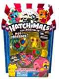 HATCHIMALS COLLEGGTIBLES - Pet Obsessed - Pet Shop Multi Pack New Hatchy Hearts! STYLES VARY