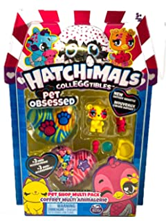 Hatchimals CollEGGtibles MYSTERY WHEEL PUPPY PARTY 20 Surprises EXCLUSIVES READ