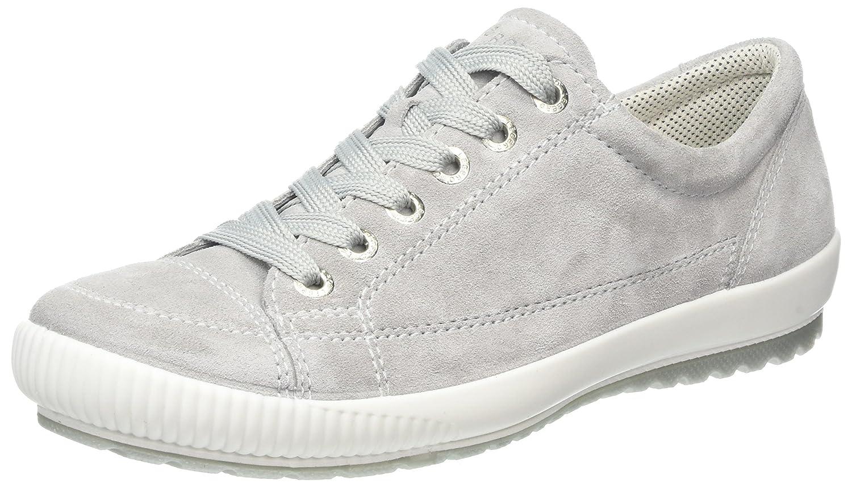 Legero Tanaro, Zapatillas para Mujer 41.5 EU|Gris (Alluminio)