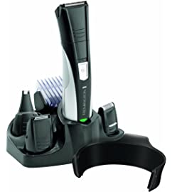 Remington PG360B 8 in 1 Rechargeable Men's Personal Grooming Kit