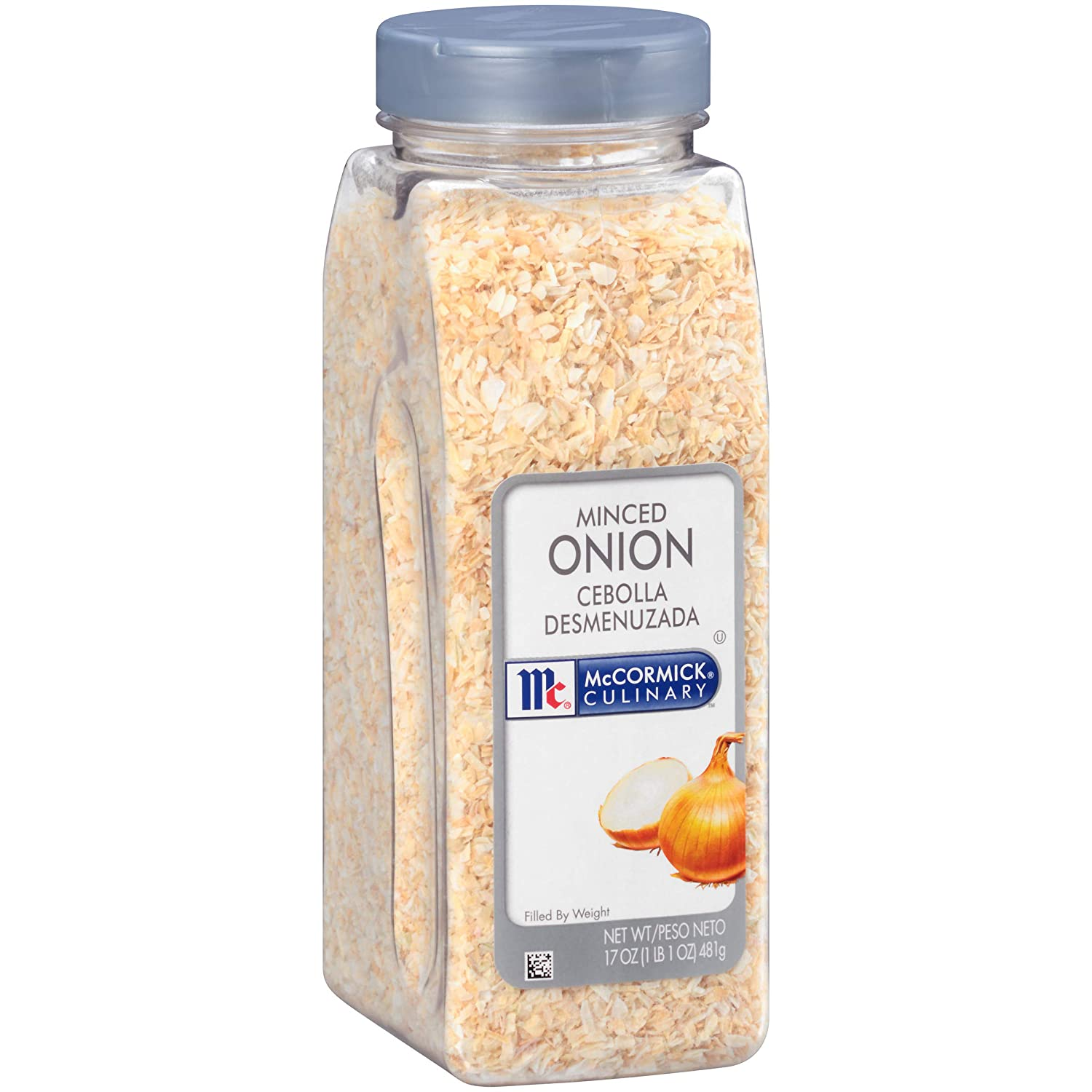 McCormick Culinary Minced Onion, 17 oz