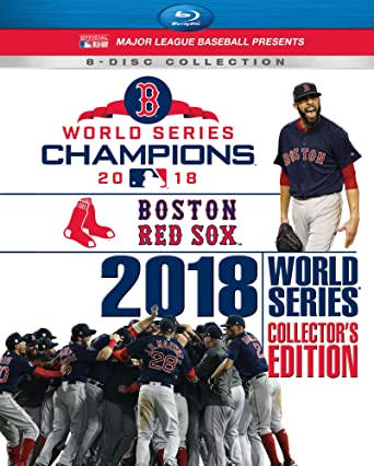 e233d7474 2018 World Series Champions  Boston Red Sox Complete Collector s Edition ...
