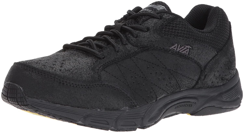 Avia Women's Avi-Care Field Hockey Shoe B01N16YEZM 8 W US|Black/Iron Grey