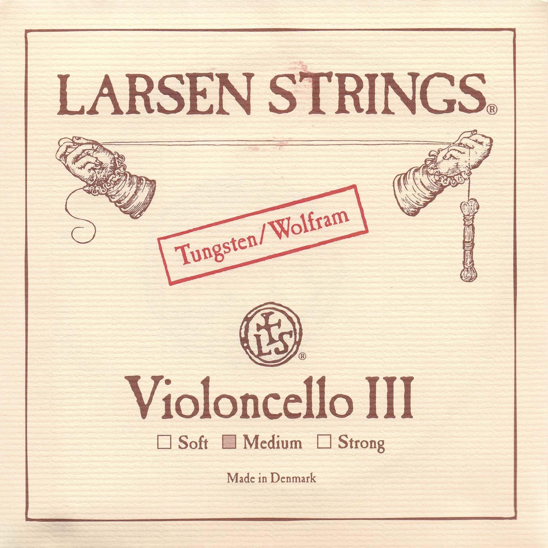 Larsen 4/4 Cello G String Medium Tungsten-Steel BHBU0503A660
