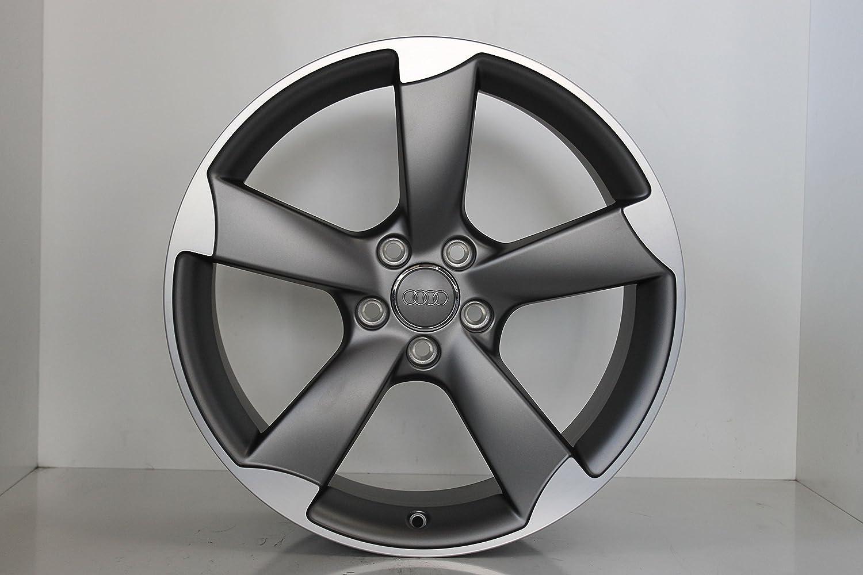 Original Audi A3 S3 8p Rs3 Rims Set 8p0601025 Cm Rotor 19 Inch 990
