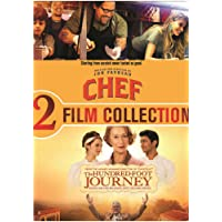2 Film Collection (Chef + The Hundred Foot Journey)