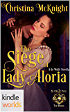World of de Wolfe Pack: The Siege of Lady Aloria (Kindle Worlds Novella)