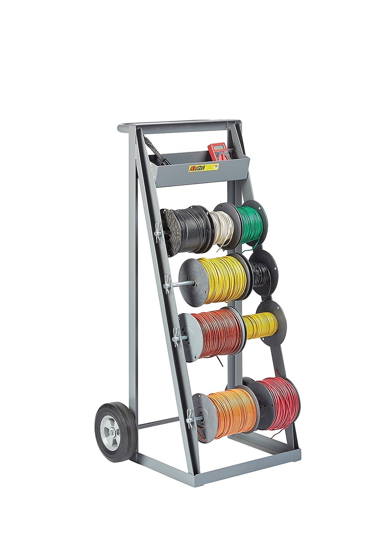 Heavy Wire Spool Cart - DATA WIRING •