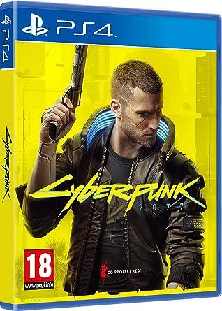 Cyberpunk 2077 en Amazon