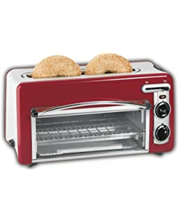 Amazon.com: Mainstays 700W Output Microwave Oven, (Red ...