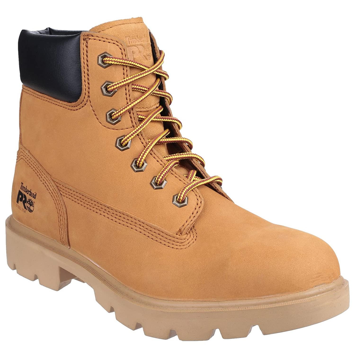 Timberland Mens Sawhorse Wide Lace up Leather Work Safety Stiefel B01JSBED3Q    Ausgewählte Materialien