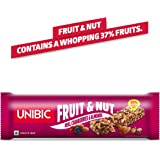 Unibic Snack bar Fruit & Nut 360g Pack of 12, 360g