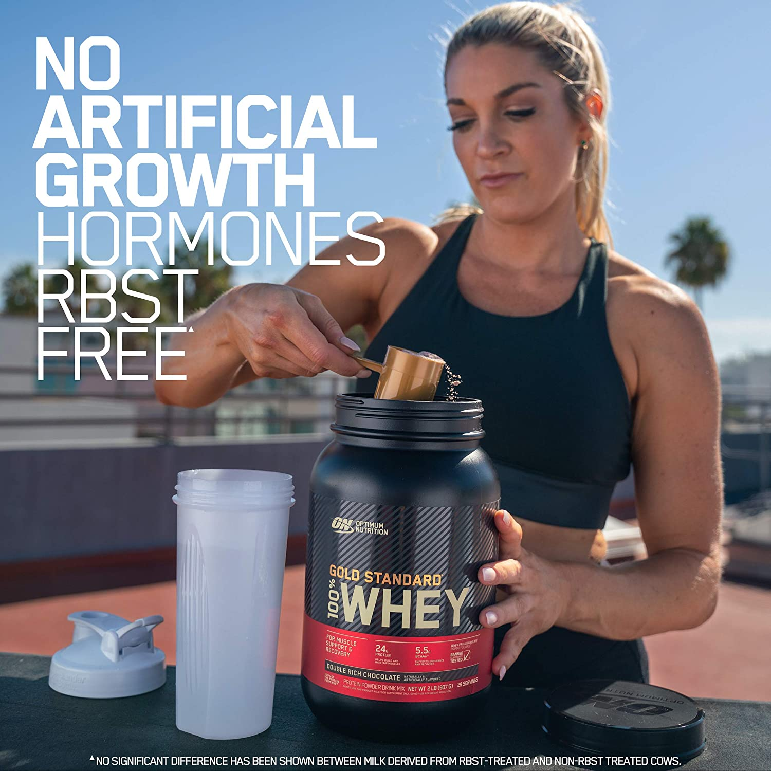 What taste is Whey Gold Standard delicious?