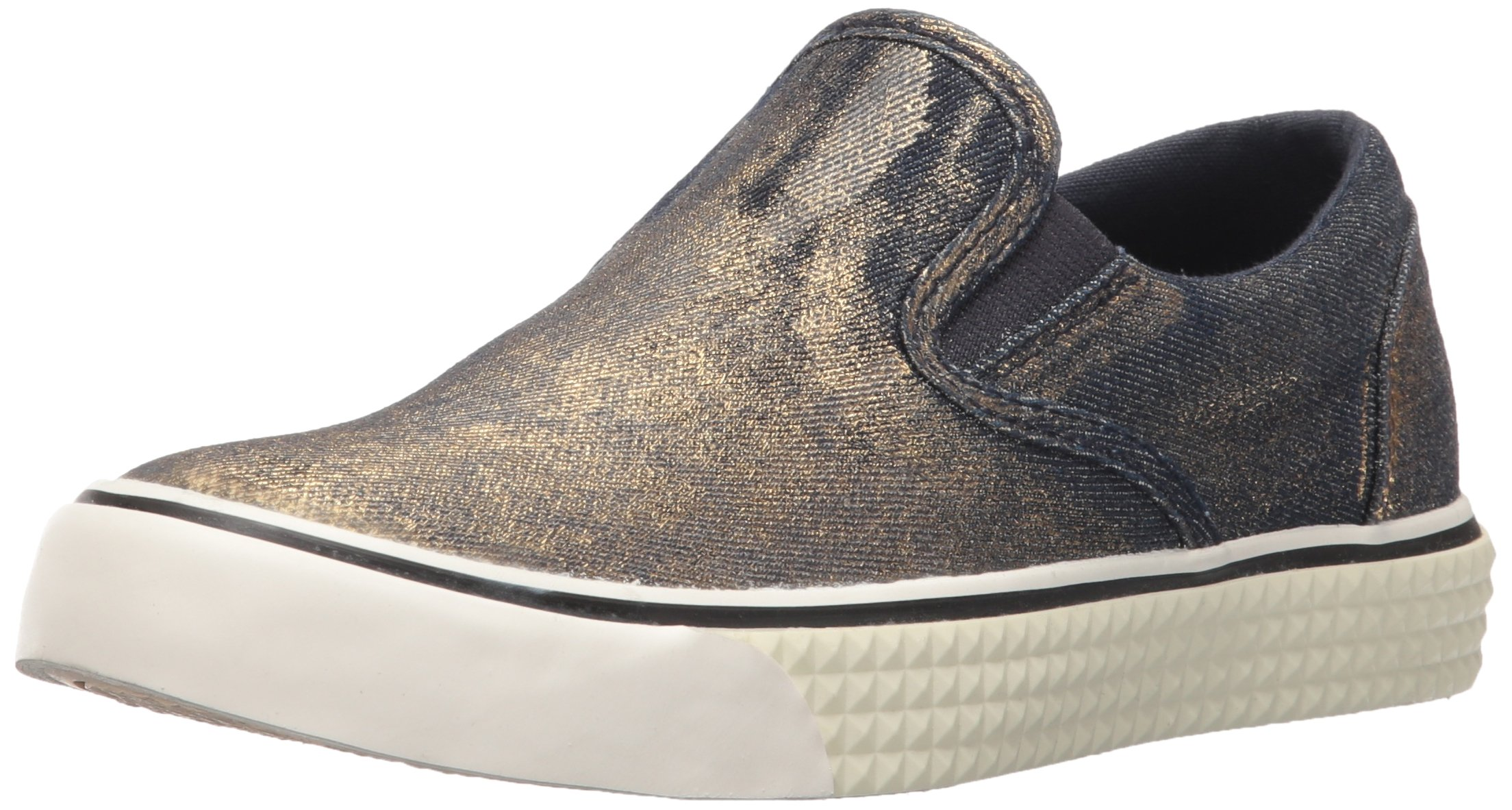 Diesel Women's Laika Vansis W Fashion Sneaker, Indigo, 8.5 M US