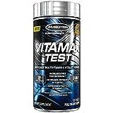 MuscleTech Vitamax Test, Testosterone Support, Multivitamin, 120 Count