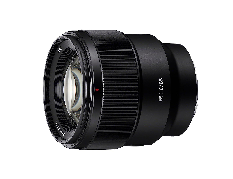 Sony Full-Frame E-Mount Fast Prime Lens