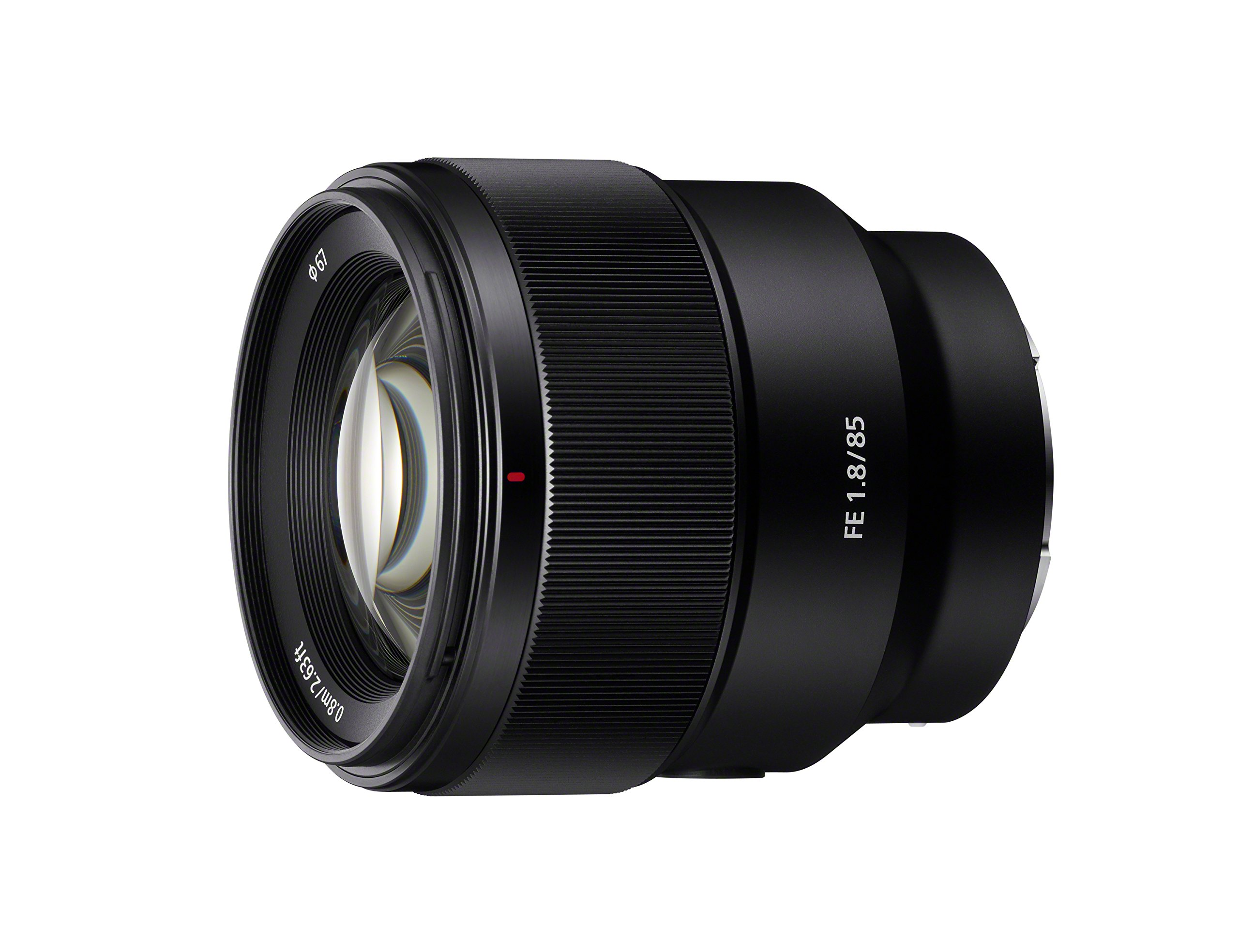 Sony FE 85mm f/1.8 Lens (SEL85F18/2) by Sony