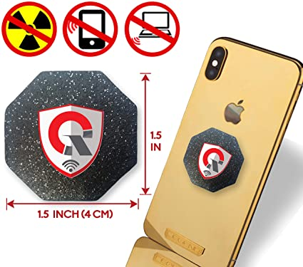 EMF Protection CELL PHONE Radiation Protection Tesla Technology: EMF Shield  WiFi, Laptop-All Devices|Negative Ion Generator|International AWARDS|Anti