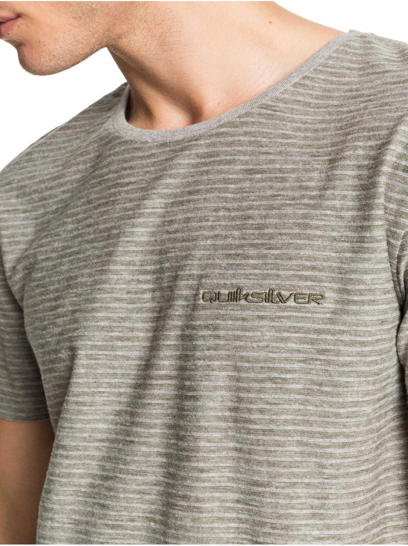 Quiksilver Kentin Sr Camiseta de Manga Corta Hombre