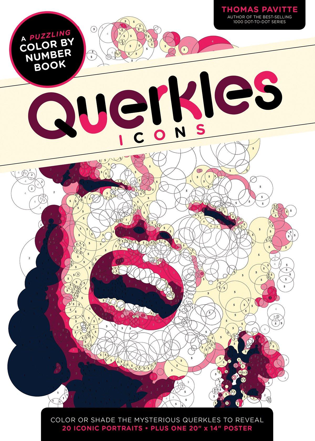 Querkles Icons Thomas Pavitte product image