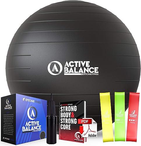 Active Balance Exercise Ball