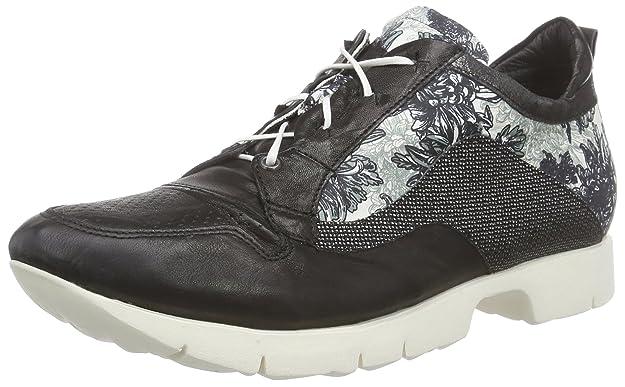 Renna Damen Sneakers, Schwarz (SZ/Weiss 08), 39 EU Think