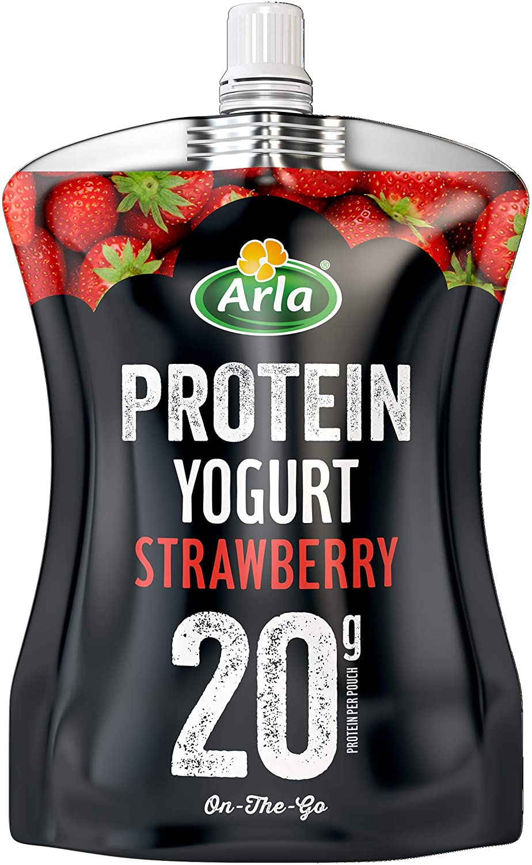 Arla Protein Yogurt Fresa - 200 gr.
