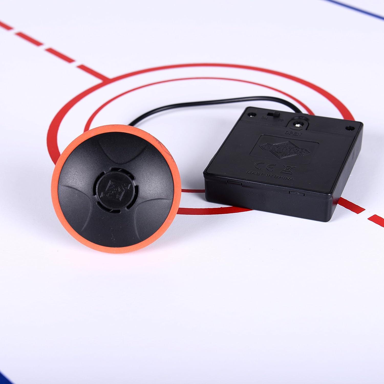Win.max 4Ft Air Hockey Mesa de juego Con Puntaje Electrónico: Amazon.es: Deportes y aire libre