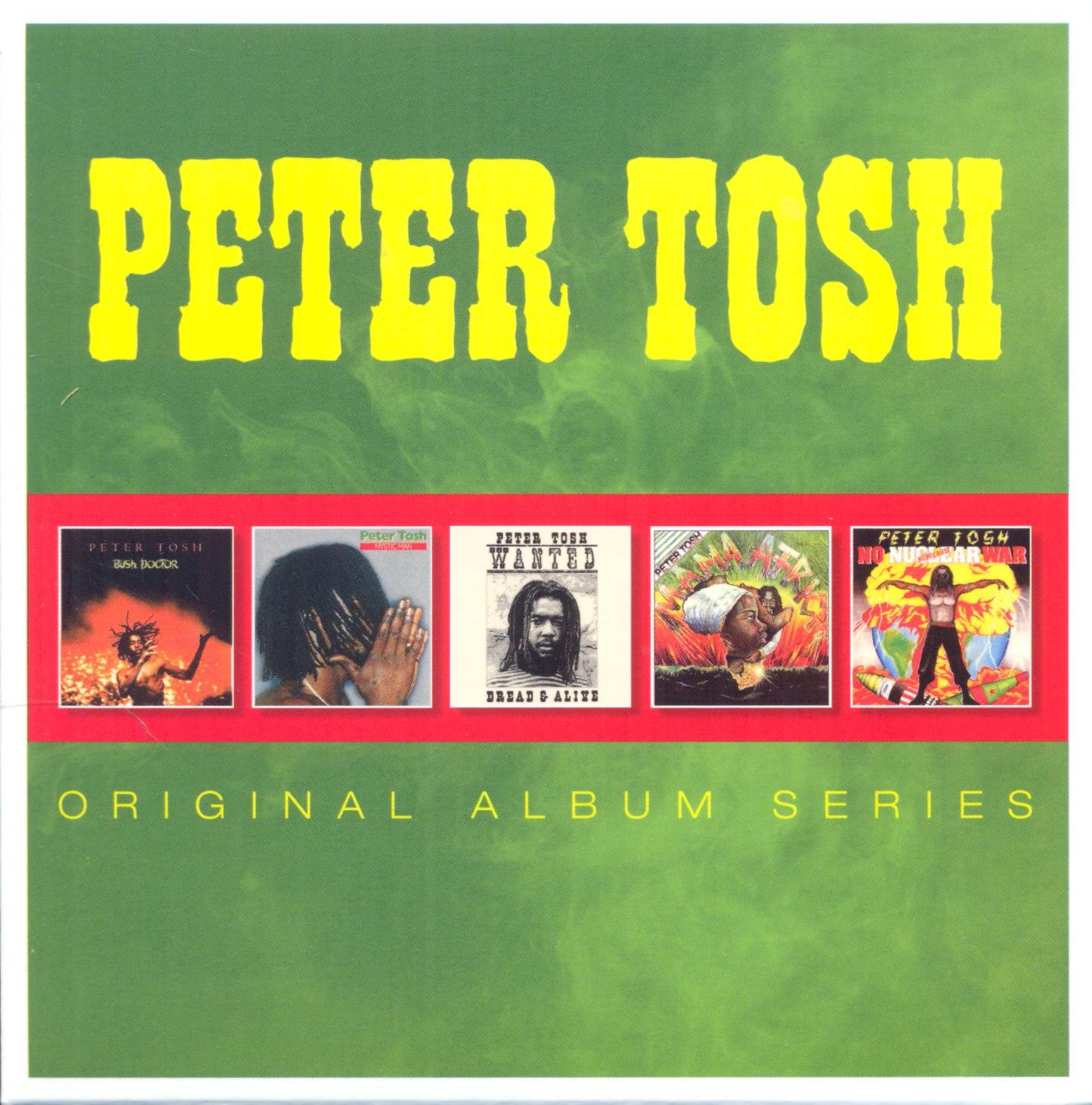 Original Album Series: Peter Tosh, Peter Tosh: Amazon.fr: Musique