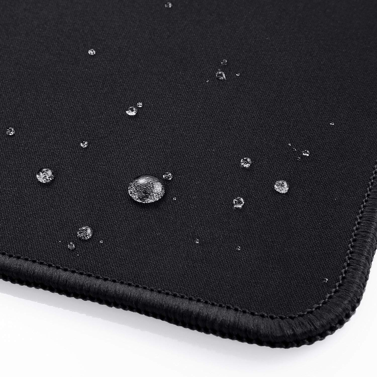 Jelly Comb XXL Large 855x580x4mm Dimension PC and Laptop Black Non-slip Rubber Base Gaming Mouse Mat Special Textured Surface Desktop Mouse Pad for Computer