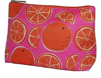 Clinique rosa y naranja diseño de Slice cosmetcs de ...