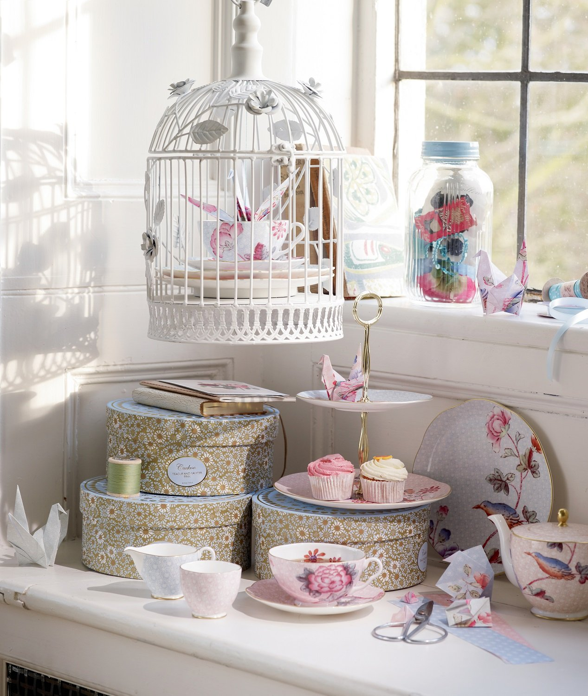 Wedgwood Cuckoo Tea Story Sugar and Creamer Set, Large by Wedgwood (Image #4)