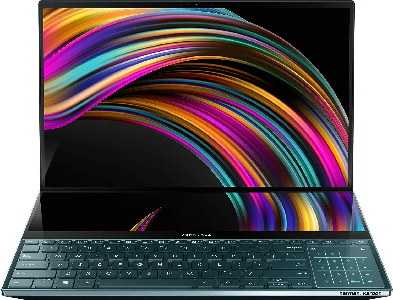 ASUS ZenBook Pro Duo UX581GV-H2006T - Portátil de 15,6