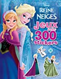 Reine des Neiges, 300 STICKERS