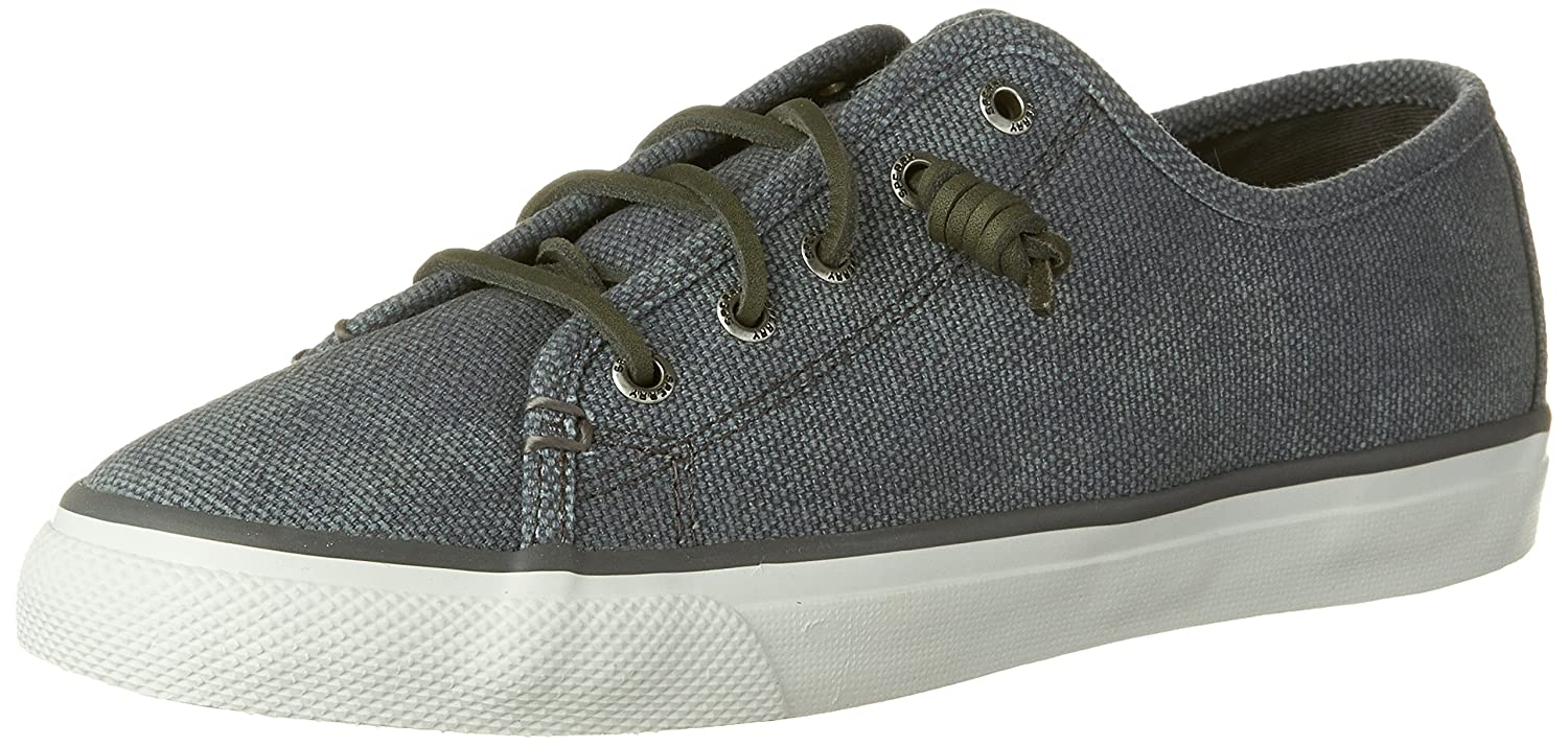 Sperry Women's Seacoast Core Fashion Sneaker B00I9HF056 8 B(M) US|Grey