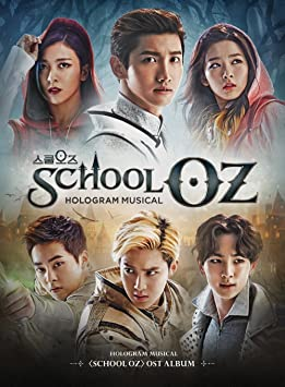 KEY, LUNA, SUHO, XIUMIN, SEULGI CHANGMIN - SCHOOL OZ OST