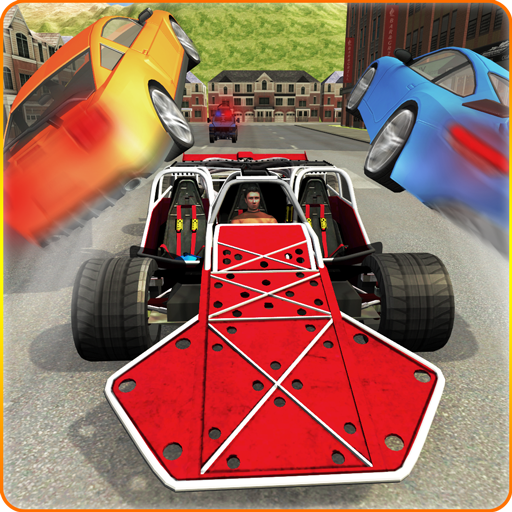 Demolition Derby 3D - Ramp - Racing Battle