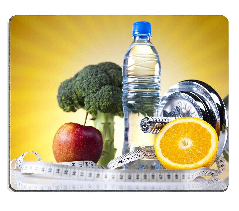 luxlady Gaming Mousepad imagen ID: 23225419 dieta y mancuernas de fitness con Vitamina Sunset: Amazon.es: Oficina y papelería