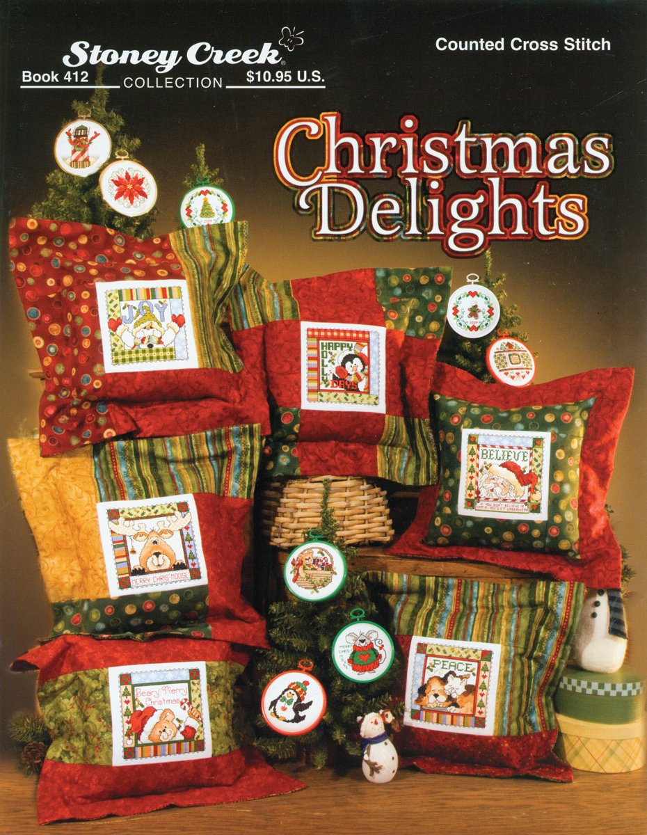 Stoney Creek Christmas Delights Book SC-412