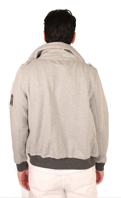 Division E Zipped Collar Bomber