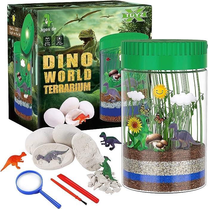 The Best Terrarium Garden Kit For Kids