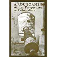 African Perspectives on Colonialism (The Johns Hopkins Symposia in Comparative History Book 15)