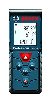 Bosch GLM 35 Laser Distance Measuring Tool
