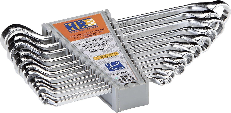 RH 170284 Juego 12 Llaves 0 V Set Piezas